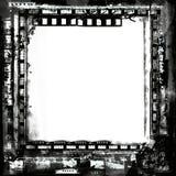 Grunge film frame Royalty Free Stock Images