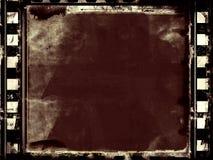 Grunge film frame Stock Image