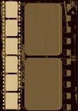 Grunge film frame Royalty Free Stock Photo