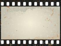 Grunge film frame,  Stock Image