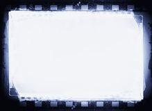 Grunge film frame with space for text or image. High detailed grunge film frame with space for your text or image Royalty Free Stock Photography