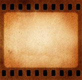 Grunge film strip Royalty Free Stock Images