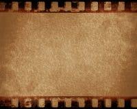 Grunge film strip Royalty Free Stock Photos