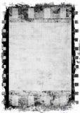 Grunge film strip background Royalty Free Stock Images