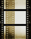 Grunge film strip. Background and texture Royalty Free Stock Photos