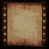Grunge film strip. Background and texture Royalty Free Stock Photo