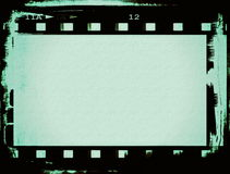 Grunge film strip background Royalty Free Stock Photos
