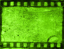 Grunge film strip backgrounds Stock Photo