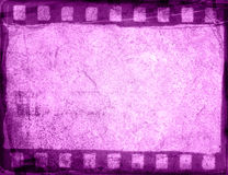 Grunge film strip backgrounds. Great film strip for textures and backgrounds-with space for your text and image Royalty Free Stock Photos