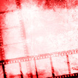 Grunge film strip backgrounds. Great film strip for textures and backgrounds-with space for your text and image Stock Photo