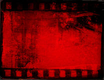Grunge film strip backgrounds Royalty Free Stock Photo