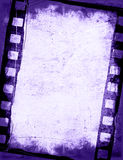 Grunge film strip backgrounds Stock Photo
