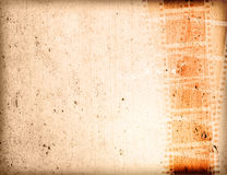 Grunge film strip effect backgrounds. Great film strip for textures and backgrounds-with space for your text and image Stock Photography