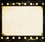 Grunge film strip frame Royalty Free Stock Image