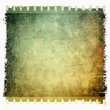 Grunge film strip frame Royalty Free Stock Image