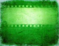 Grunge filmbakgrund Royaltyfria Bilder