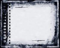 Grunge Filmfeld Stockbild