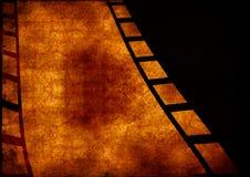 Grunge Filmfeldrand Lizenzfreies Stockfoto