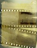 Grunge Filmhintergrund Stockbilder