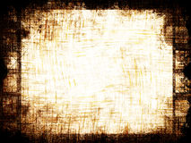 Grunge filmstrip. With some stains Stock Photo