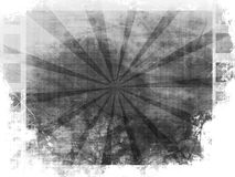 Grunge filmstrip. With some stains Royalty Free Stock Photography