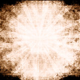 Grunge filmstrip. With some stains on it Royalty Free Stock Photo