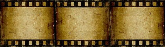 Grunge filmstrip Royalty Free Stock Image