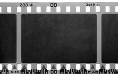 Grunge filmstrip Royalty Free Stock Photos