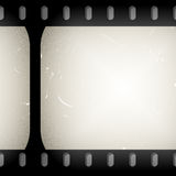 Grunge Filmstrip Stock Images