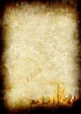 grunge fine podobieństwo stary papier Obrazy Stock