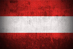Grunge Flag Of Austria Royalty Free Stock Images