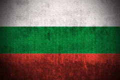Grunge Flag Of Bulgaria Stock Photos