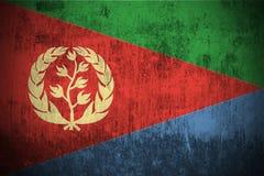 Grunge Flag Of Eritrea Royalty Free Stock Photography