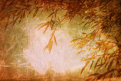 Grunge floral background royalty free stock photos