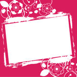 Grunge frame Royalty Free Stock Image