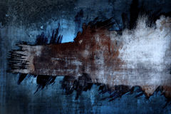 Grunge frame. Grunge frame overlay, painted texture Stock Photography