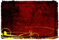 Grunge frame Royalty Free Stock Photo
