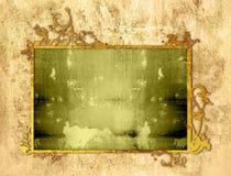 Grunge frame Stock Images