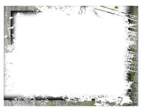 Grunge Frame Stock Image