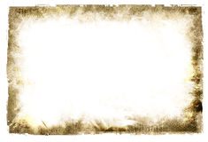 Grunge frame. Hi res grunge backgrounds - perfect background with space for text or image Royalty Free Stock Image