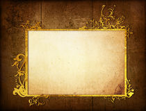 Grunge frame Royalty Free Stock Photography