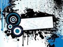Grunge frame background Royalty Free Stock Photos