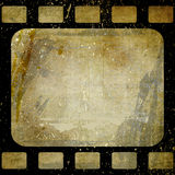 Grunge frame background. Royalty Free Stock Images