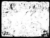 Grunge frame background vector Royalty Free Stock Photos
