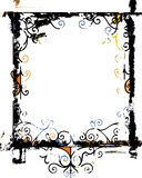 Grunge frame and border series Royalty Free Stock Images
