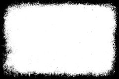 Grunge frame - Creative background with space for your design.  Stock Photos