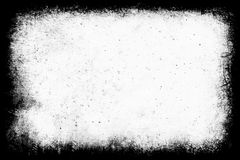 Grunge frame - Creative background with space for your design.  Stock Image