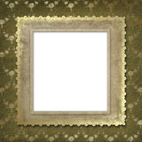 Grunge frame for the invitation Royalty Free Stock Image