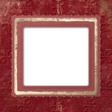 Grunge frame for the invitation Royalty Free Stock Photo