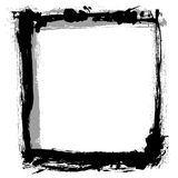 Grunge frame vector Royalty Free Stock Photo